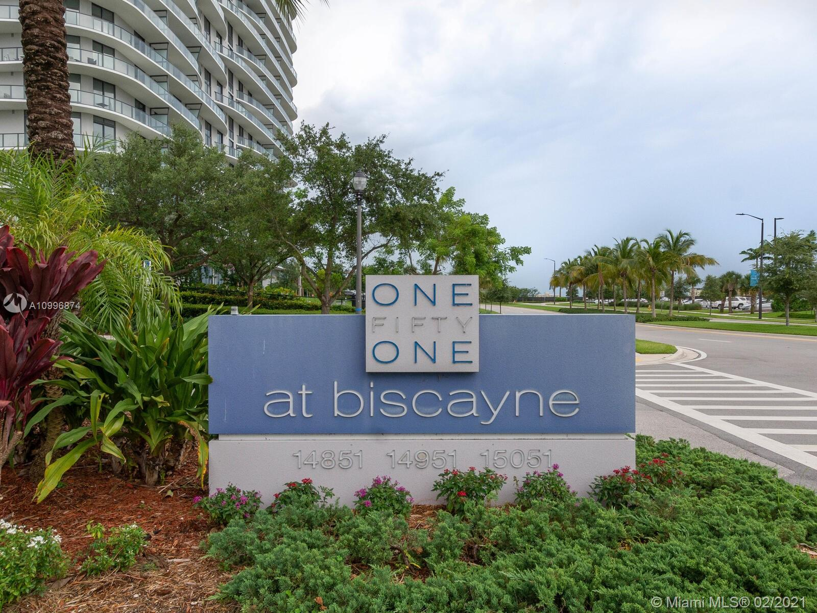 One Fifty One At Biscayne #1907 - 14951 Royal Oaks Lane #1907, North Miami, FL 33181