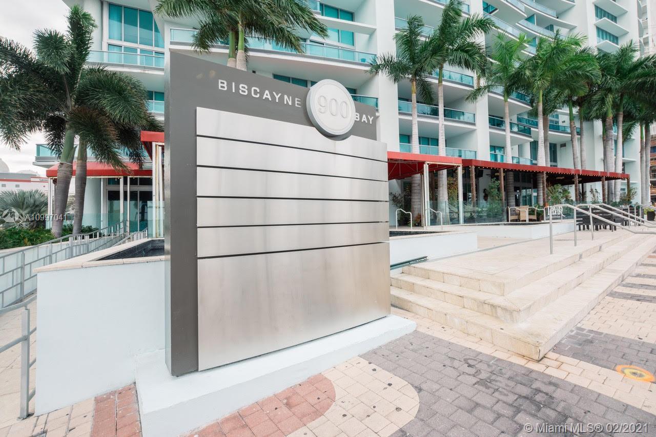 900 Biscayne Bay #2112 - 900 Biscayne Blvd #2112, Miami, FL 33132