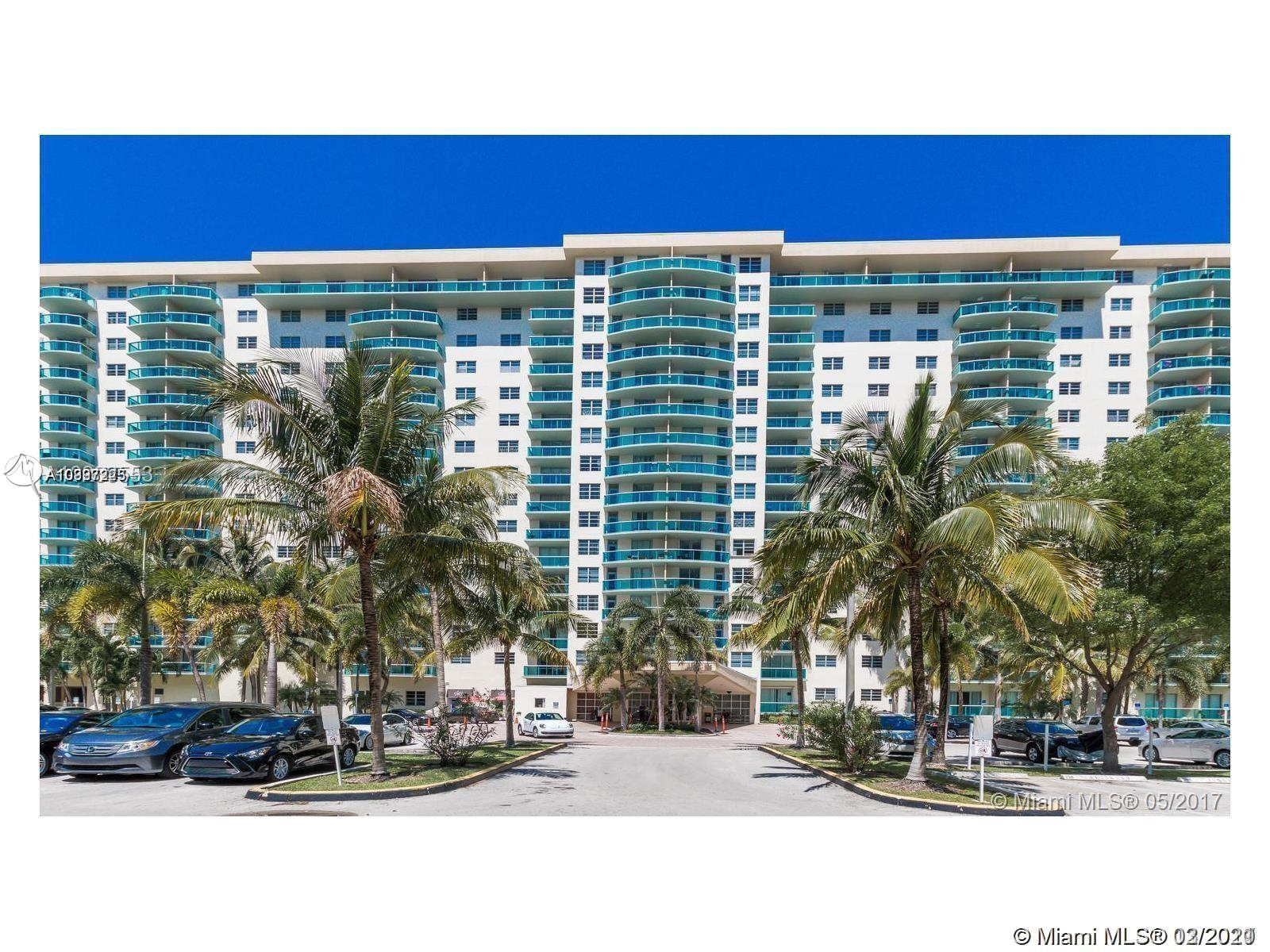 Ocean View A #1412 - 19390 Collins Ave #1412, Sunny Isles Beach, FL 33160
