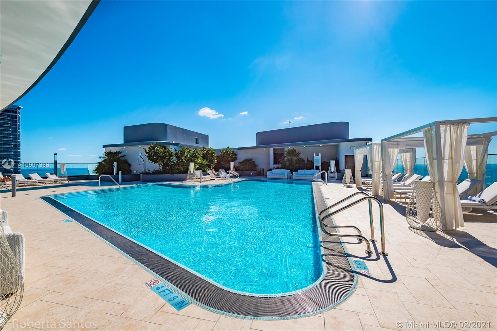 Brickell FlatIron #5801 - 1000 Brickell Plaza #5801, Miami, FL 33131