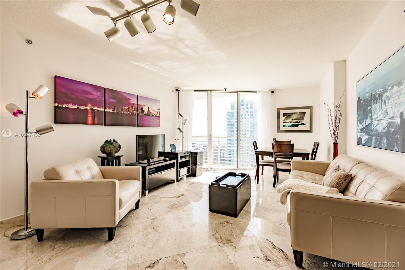 One Miami West #3617 - 325 S Biscayne Blvd #3617, Miami, FL 33131