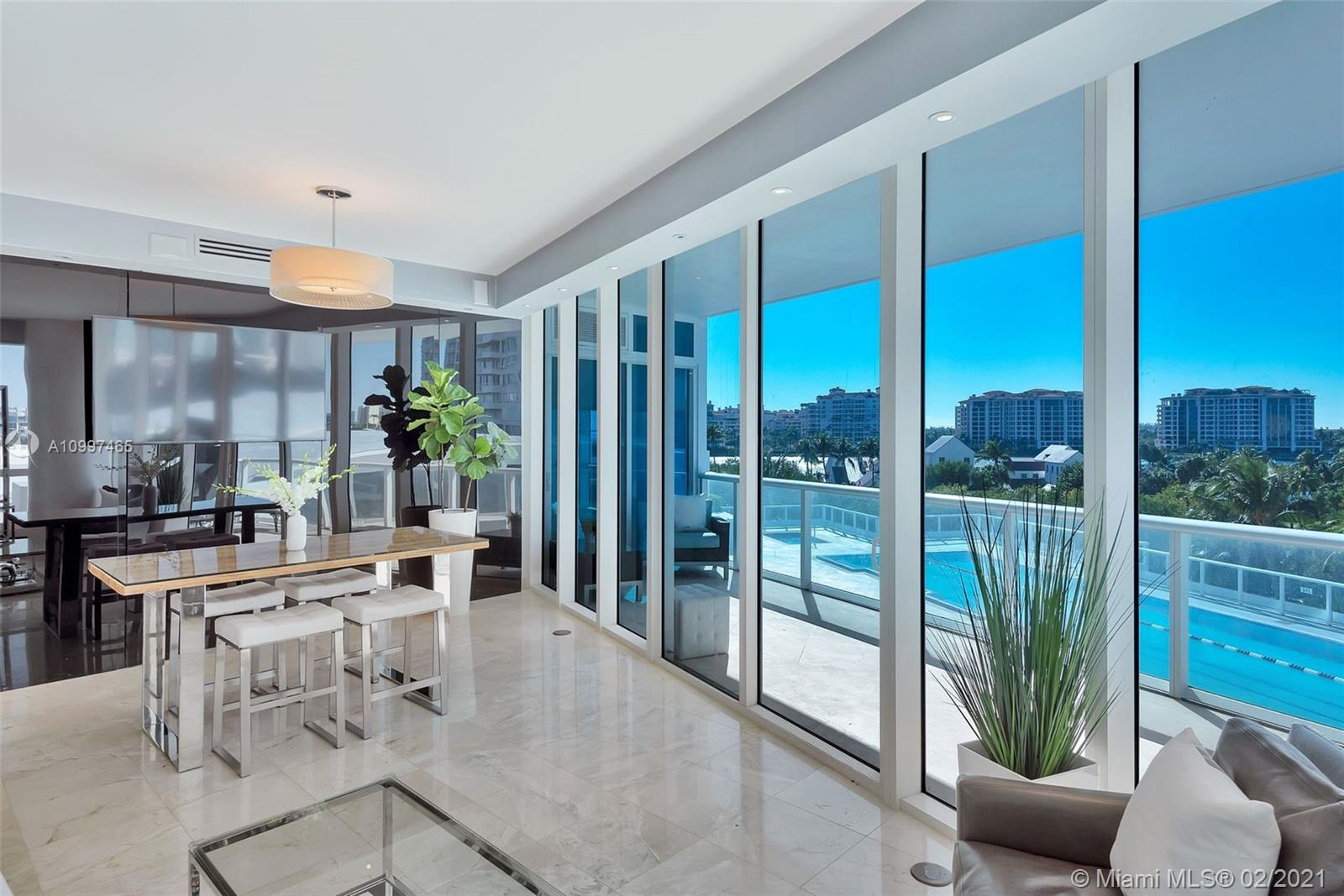 Continuum South #501 - 100 S Pointe Dr #501, Miami Beach, FL 33139