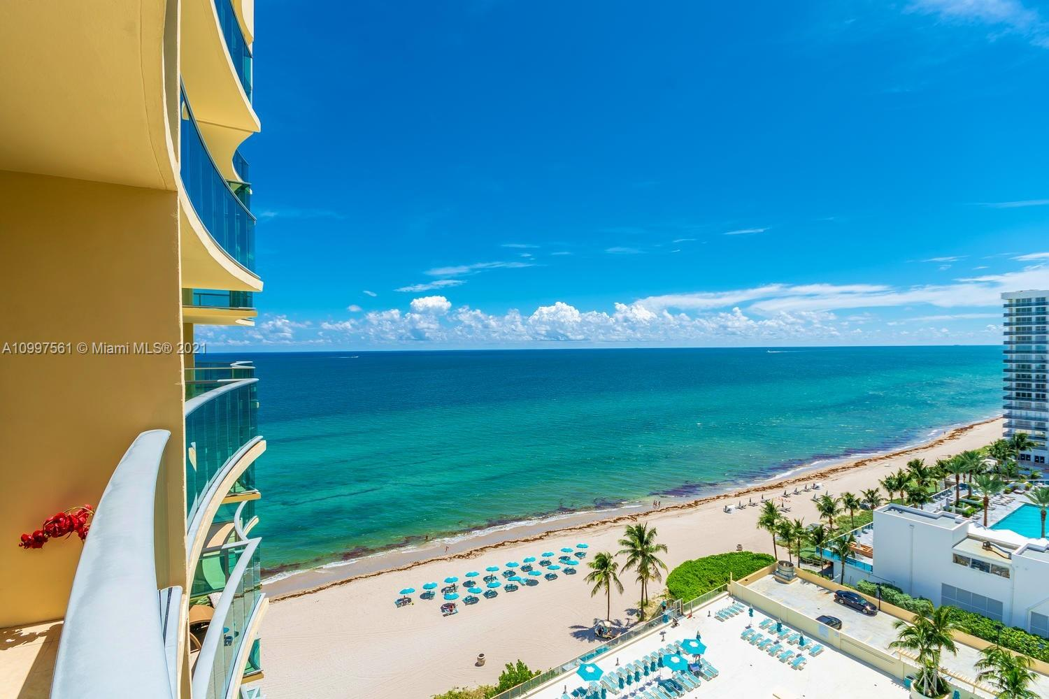 The Wave #1414 (Available July 16) - 2501 S Ocean Dr #1414 (Available July 16), Hollywood, FL 33019