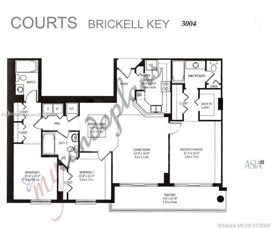 801 Brickell Key Blvd #3004 photo04