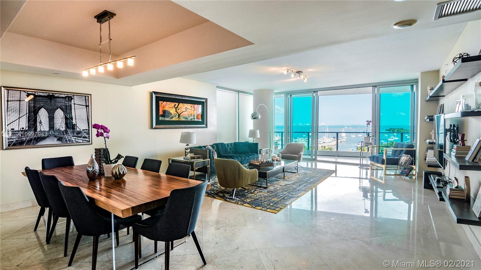 Grovenor House #1001 - 2627 S Bayshore Dr #1001, Miami, FL 33133