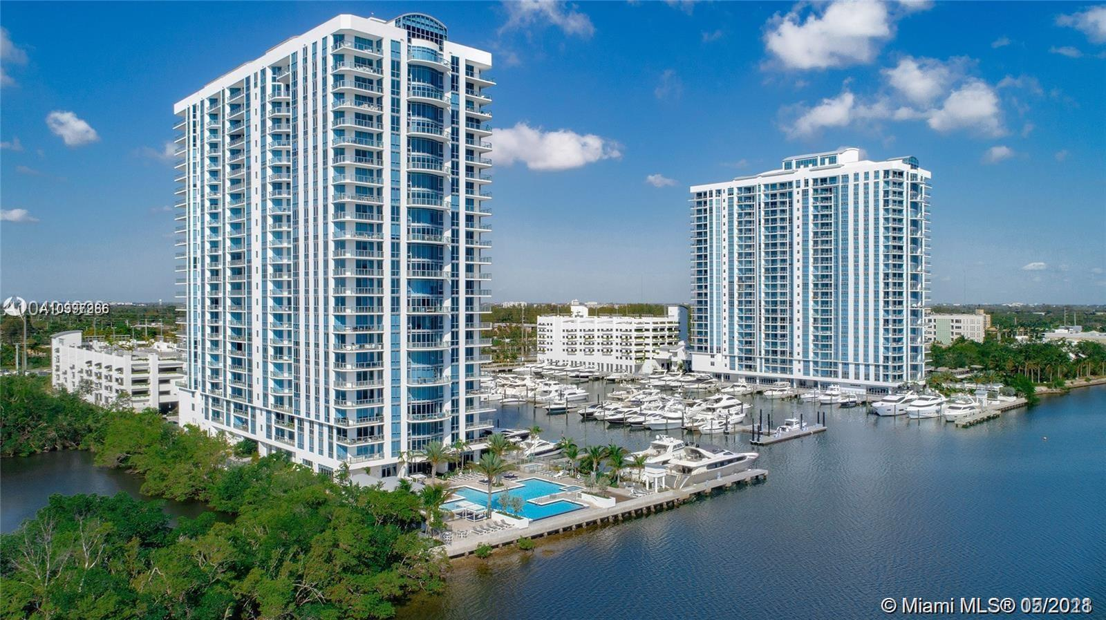 Marina Palms 2 #1407 - 17301 Biscayne Blvd #1407, North Miami Beach, FL 33160