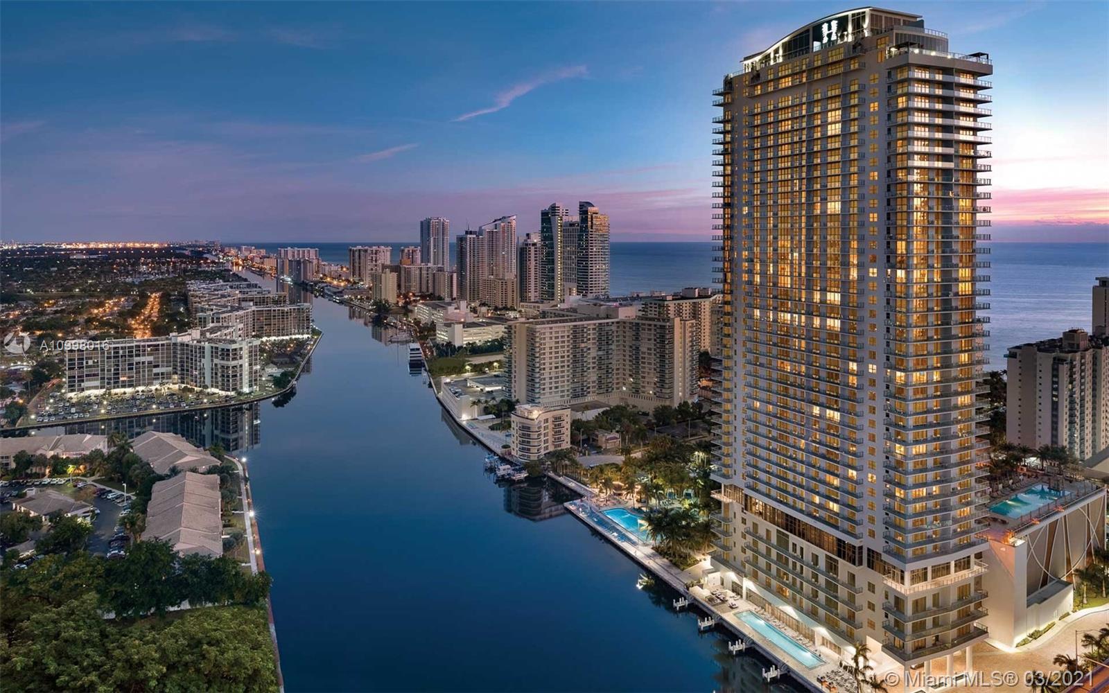 Hyde Beach House #R2809 - 4010 S Ocean Dr #R2809, Hollywood, FL 33019