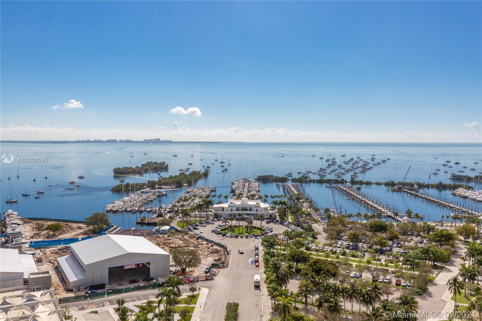 Grove At Grand Bay South Tower #1702S - 2675 S Bayshore Dr #1702S, Miami, FL 33133