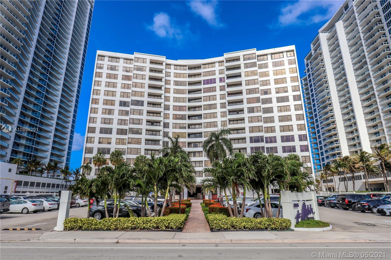 Alexander Towers #817 - 3505 S Ocean Dr #817, Hollywood, FL 33019