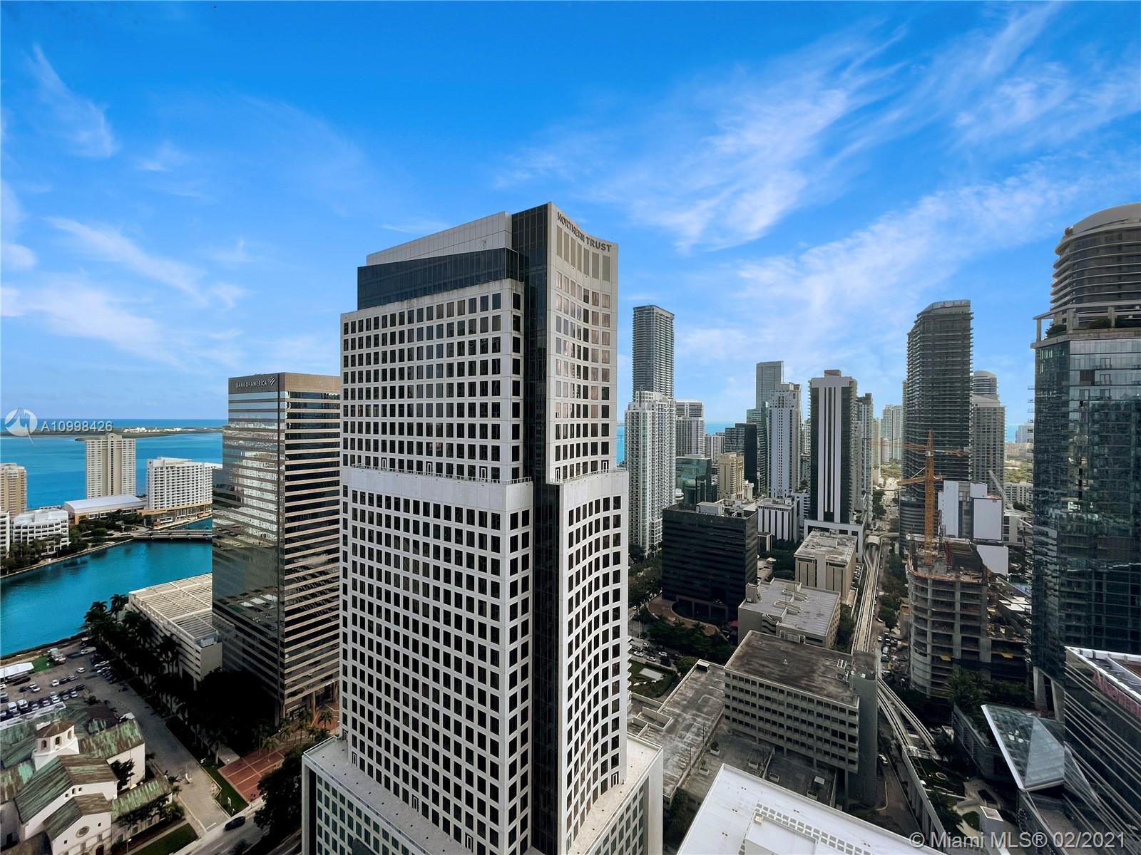 500 Brickell East Tower #LPH-4102 - 55 SE 6th St #LPH-4102, Miami, FL 33131