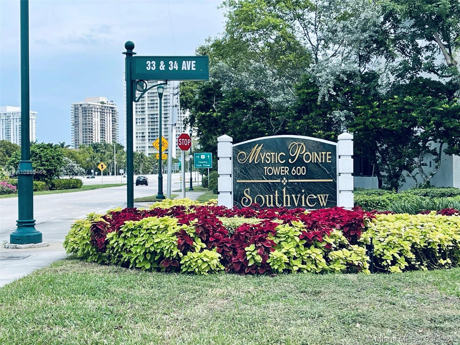 Mystic Pointe Tower 600 #1103 - 3400 NE 192nd St #1103, Aventura, FL 33180