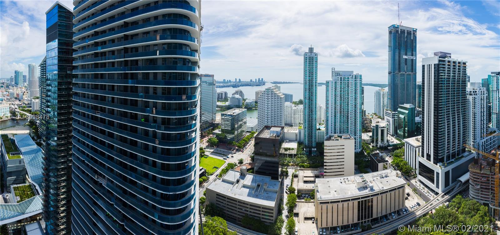 Brickell Heights East Tower #4001 - 45 SW 9th St #4001, Miami, FL 33130