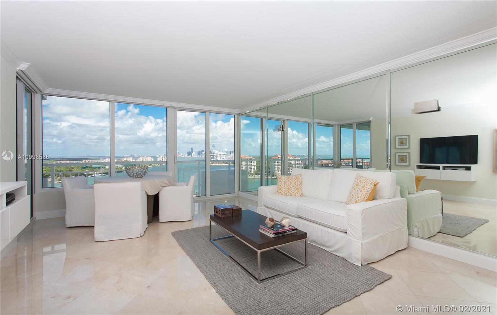 South Pointe Tower #1701 - 400 S Pointe Dr #1701, Miami Beach, FL 33139