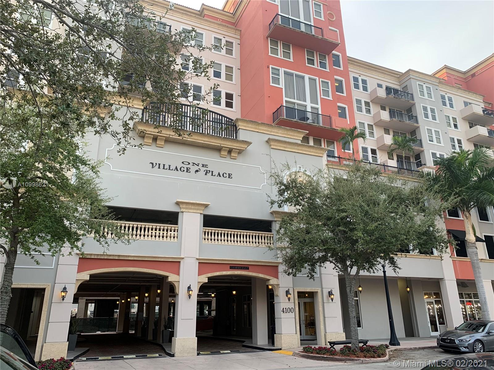One Village Place #809 - 4100 Salzedo St #809, Coral Gables, FL 33146