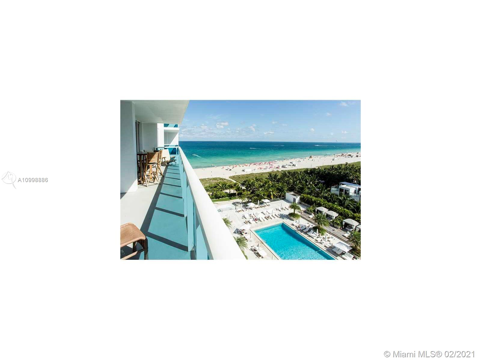 Roney Palace #1007 - 2301 Collins Ave #1007, Miami Beach, FL 33139