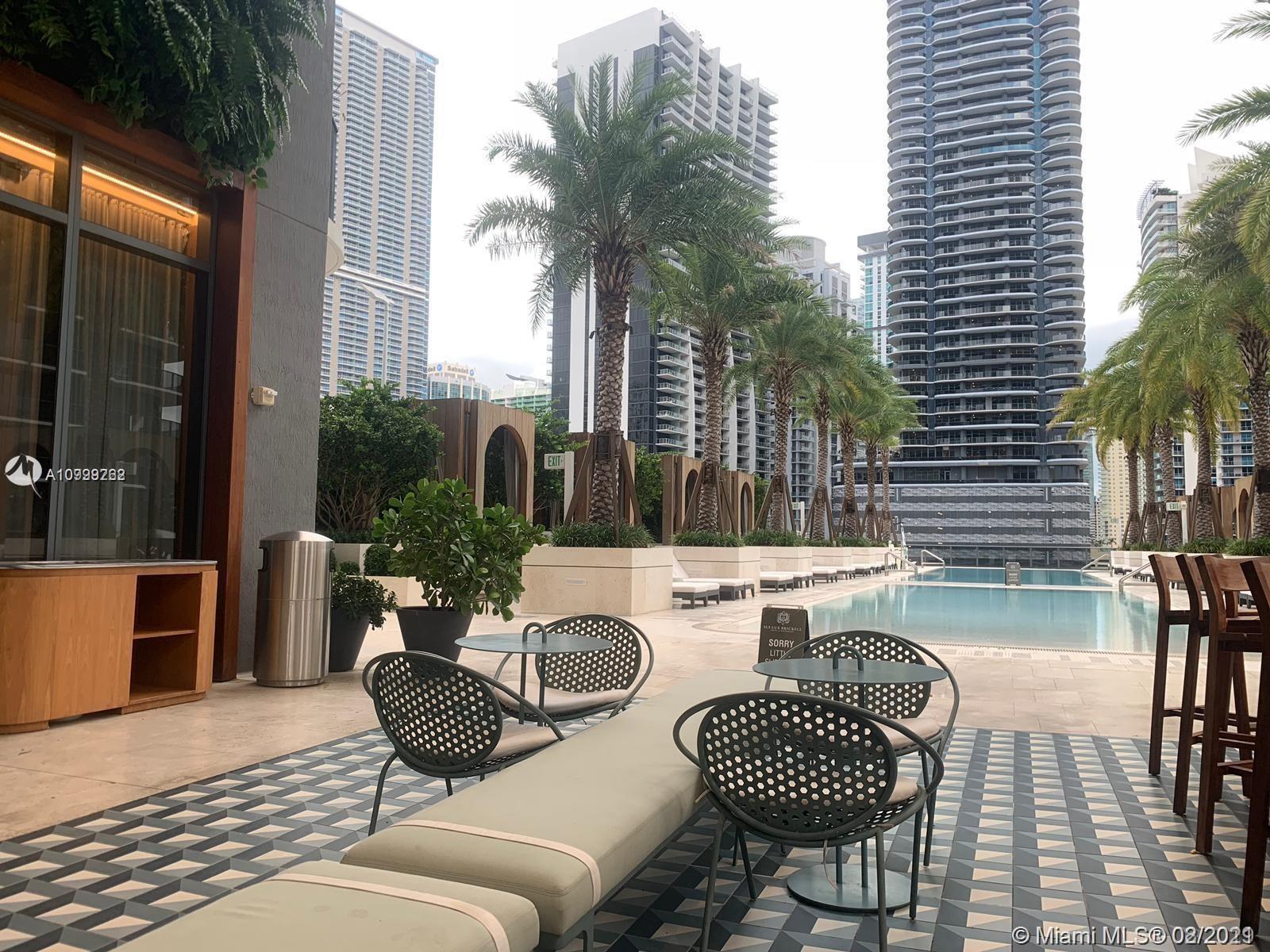 SLS Lux Brickell #3901 - 801 S Miami Ave #3901, Miami, FL 33130