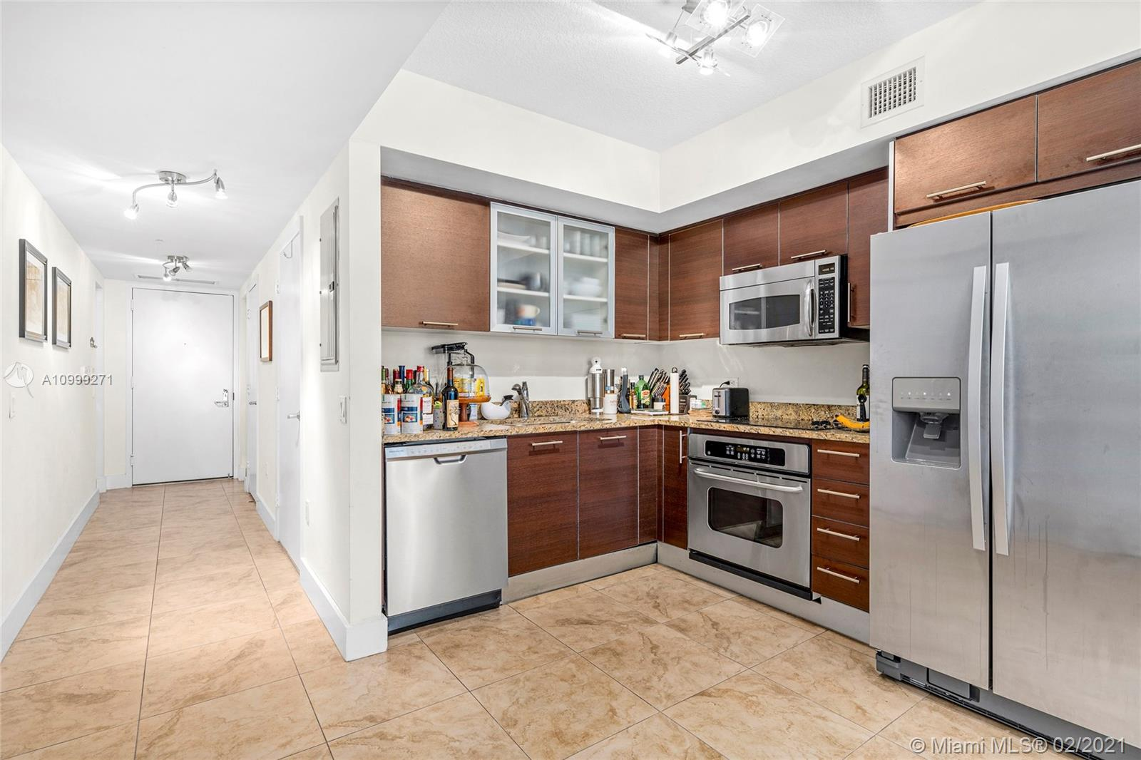 Brickell on the River South Tower #508 - 41 SE 5th St #508, Miami, FL 33131