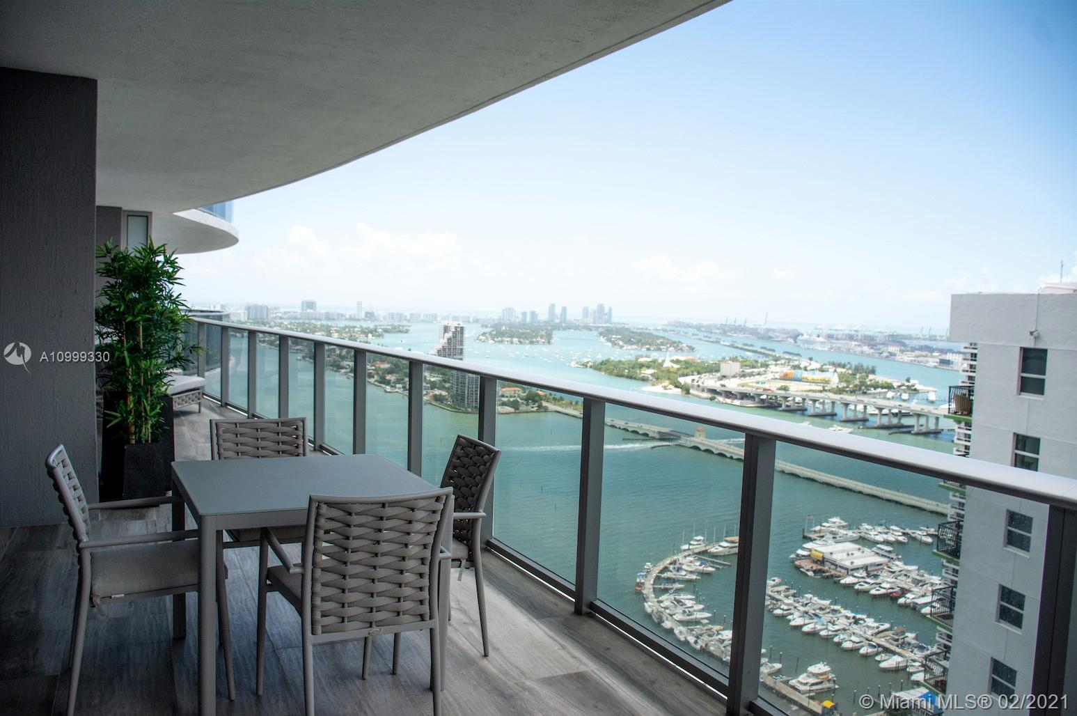 Aria on the Bay #3410 - 488 NE 18th St #3410, Miami, FL 33132