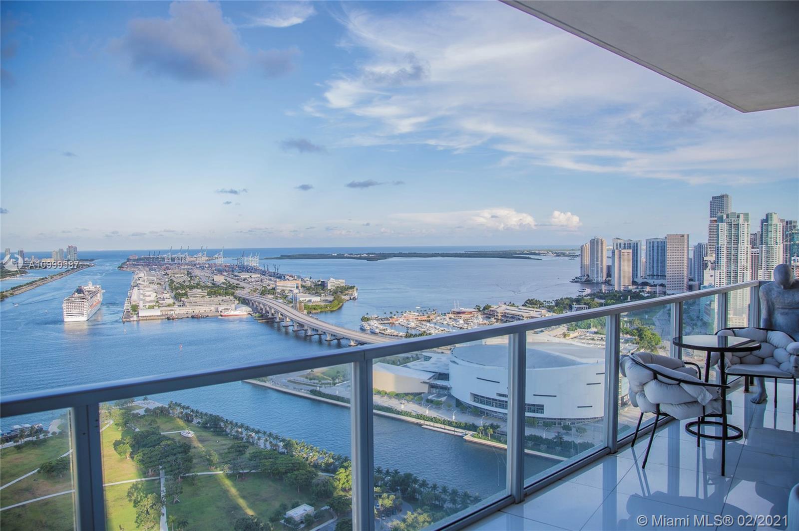 Marquis #4201 - 1100 Biscayne Blvd #4201, Miami, FL 33132