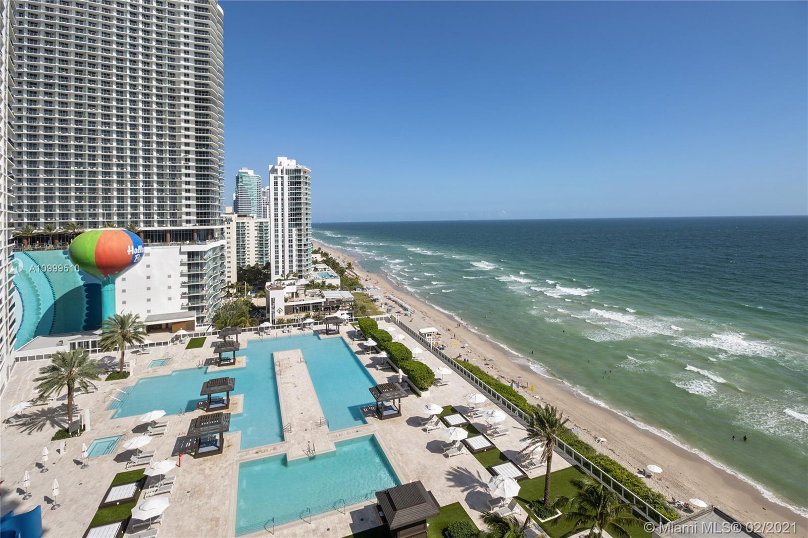 Beach Club II #1612 - 1830 S Ocean Dr #1612, Hallandale Beach, FL 33009