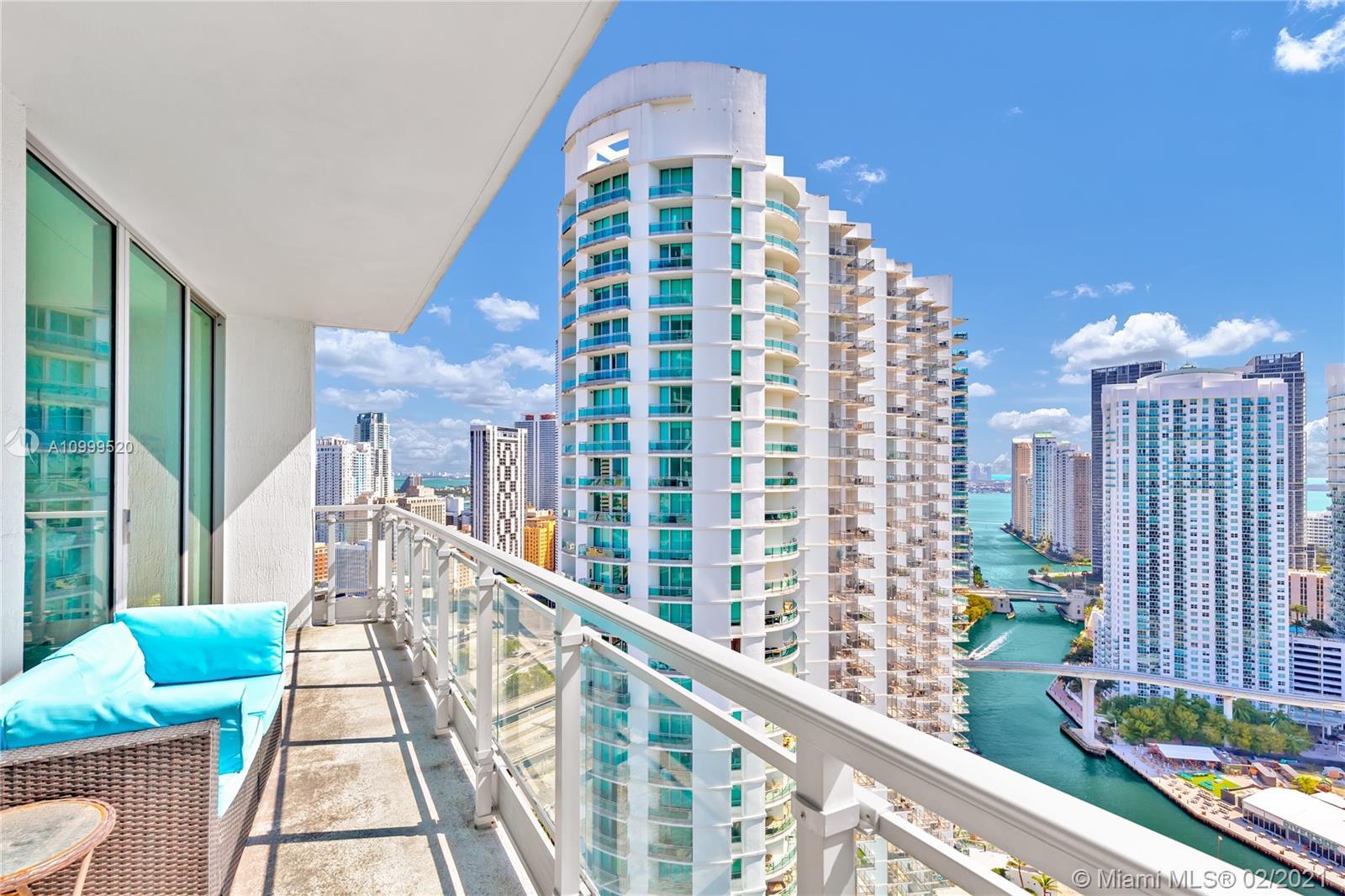 Ivy #3303 - 90 SW 3 St #3303, Miami, FL 33130