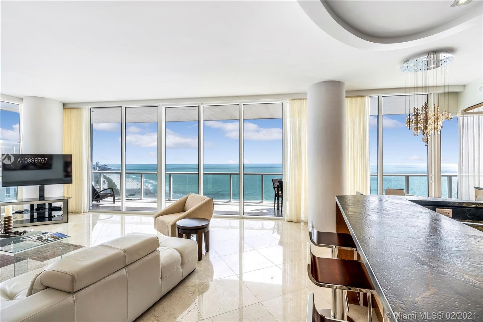 Continuum South #3806 - 100 S Pointe Drive #3806, Miami Beach, FL 33139