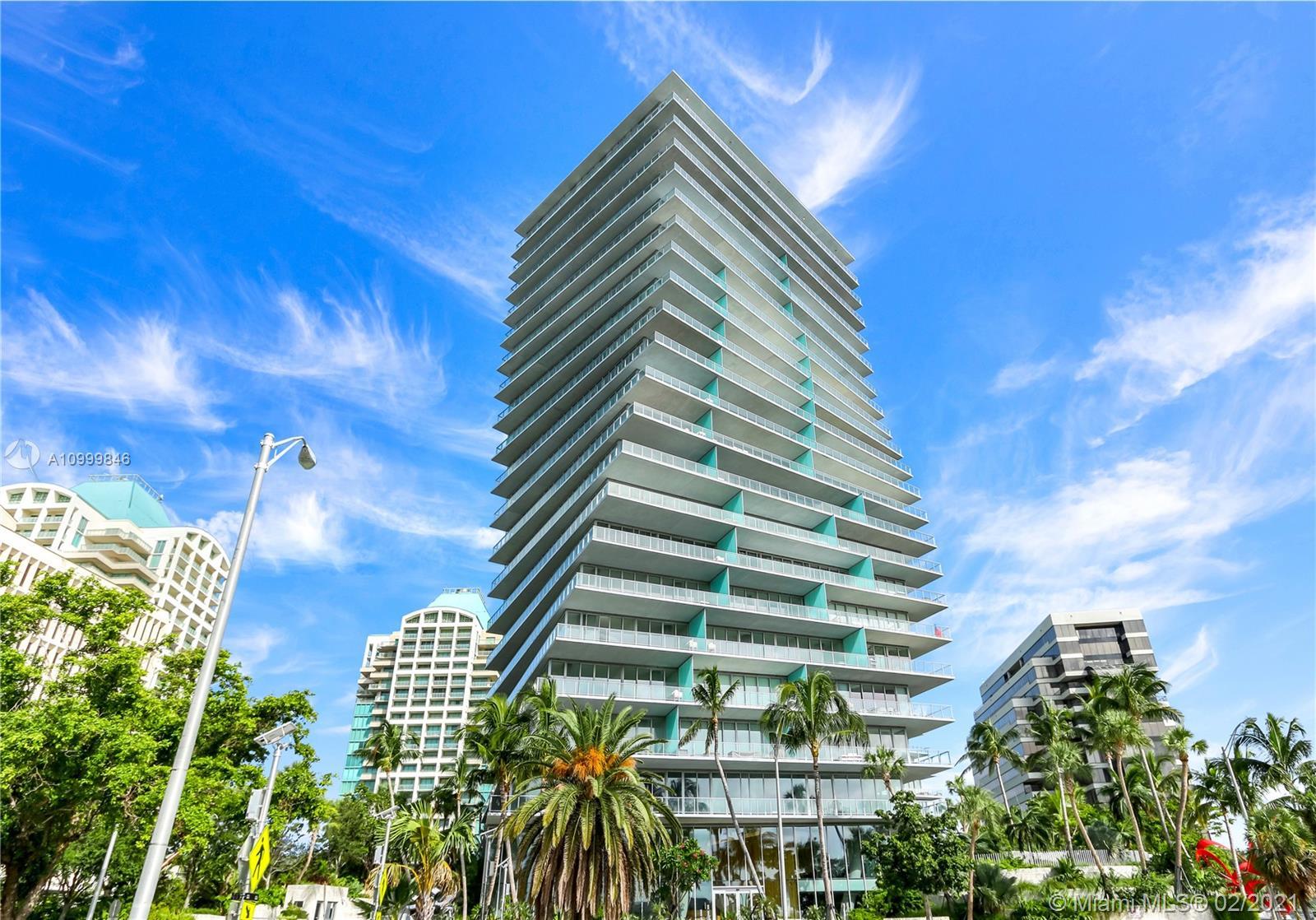 Grove At Grand Bay North Tower #1901N - 2669 S Bayshore Dr #1901N, Miami, FL 33133