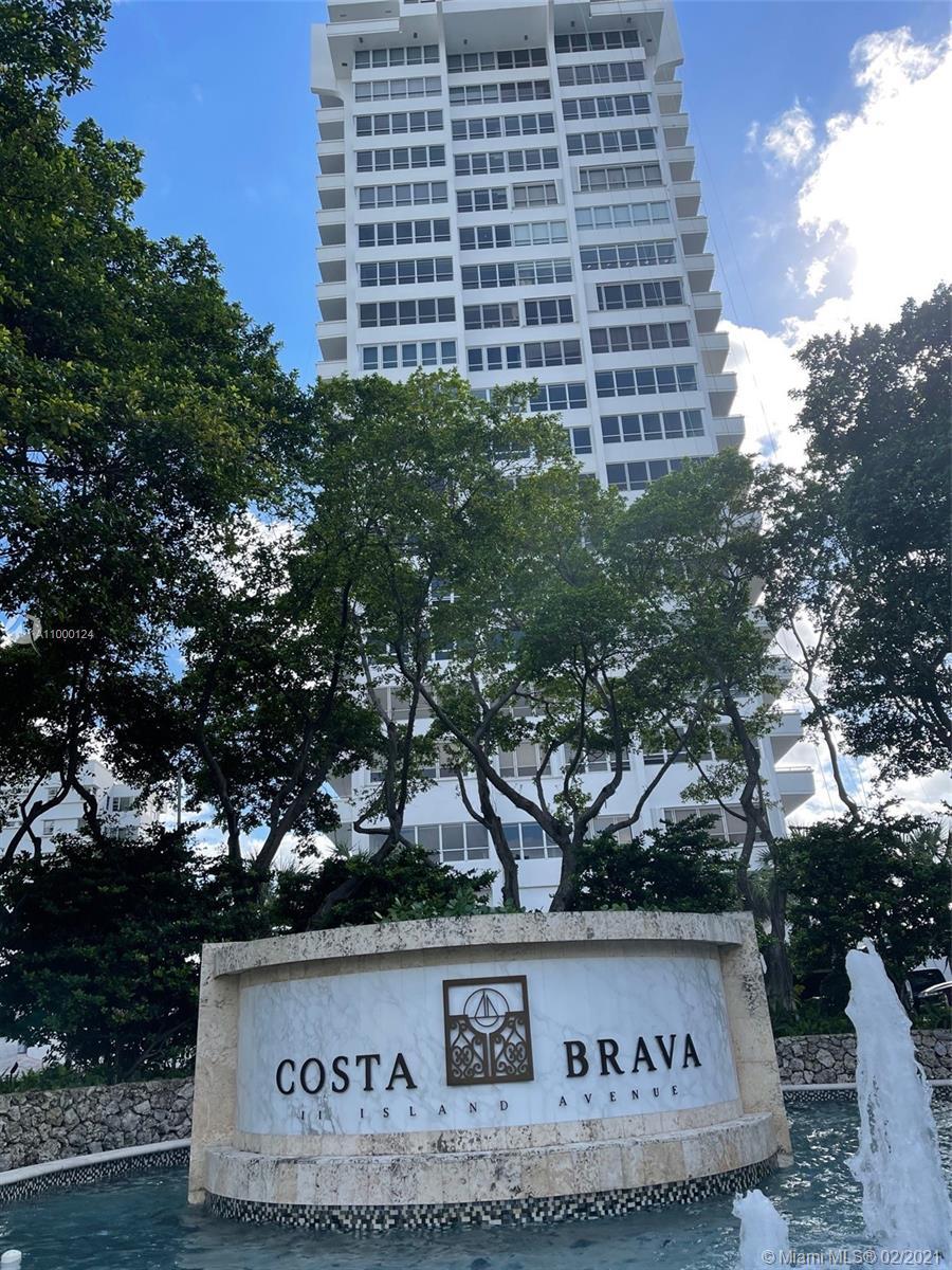 Costa Brava #1505 - 11 Island Ave #1505, Miami Beach, FL 33139