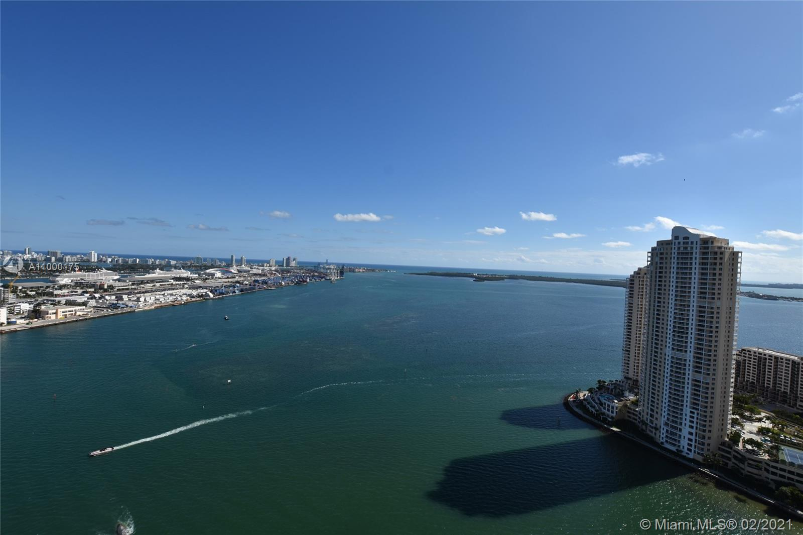 One Miami East #4112 - 335 S Biscayne Blvd #4112, Miami, FL 33131