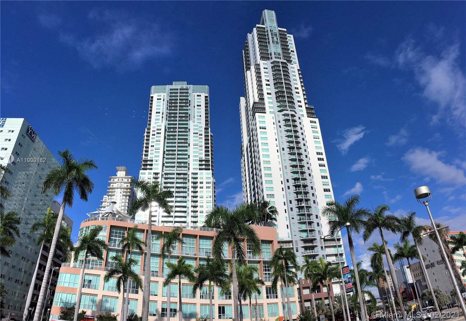 Vizcayne Two #1406 - 253 NE 2nd St #1406, Miami, FL 33132