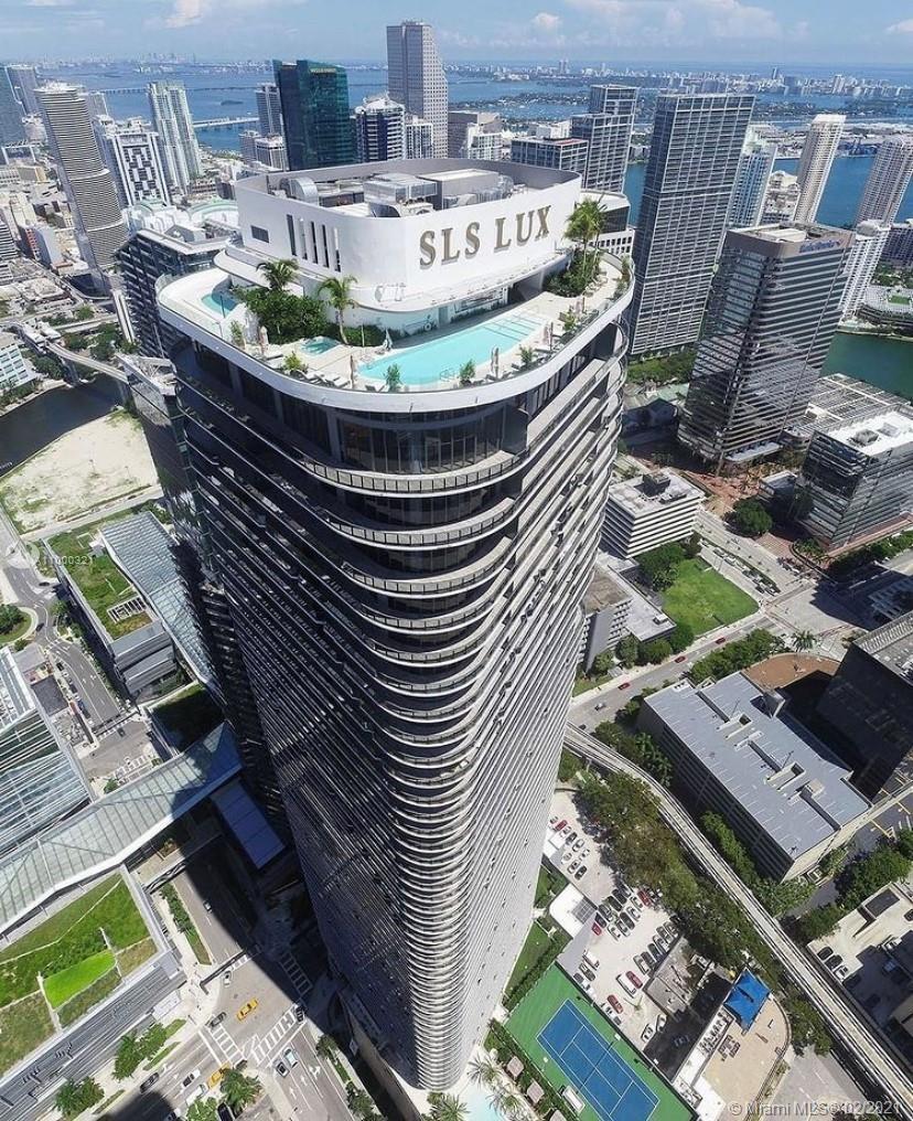SLS Lux Brickell #3604 - 801 S Miami Ave #3604, Miami, FL 33130