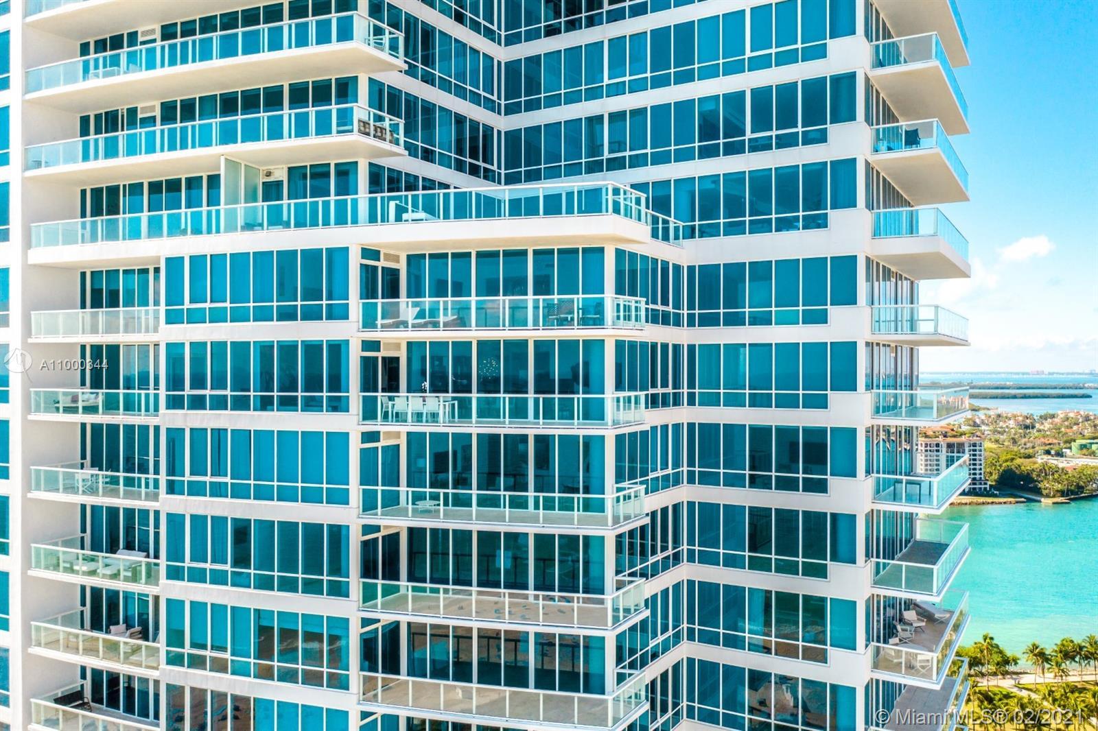 Continuum South #2808 - 100 S Pointe Dr #2808, Miami Beach, FL 33139