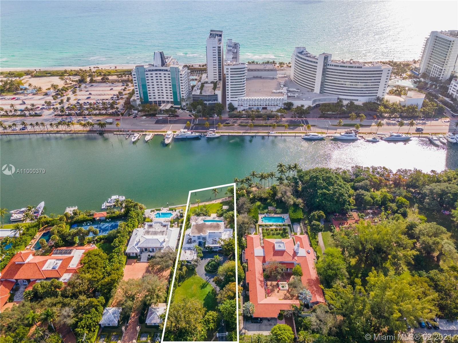 Nautilus - 4525 Pine Tree Dr, Miami Beach, FL 33140