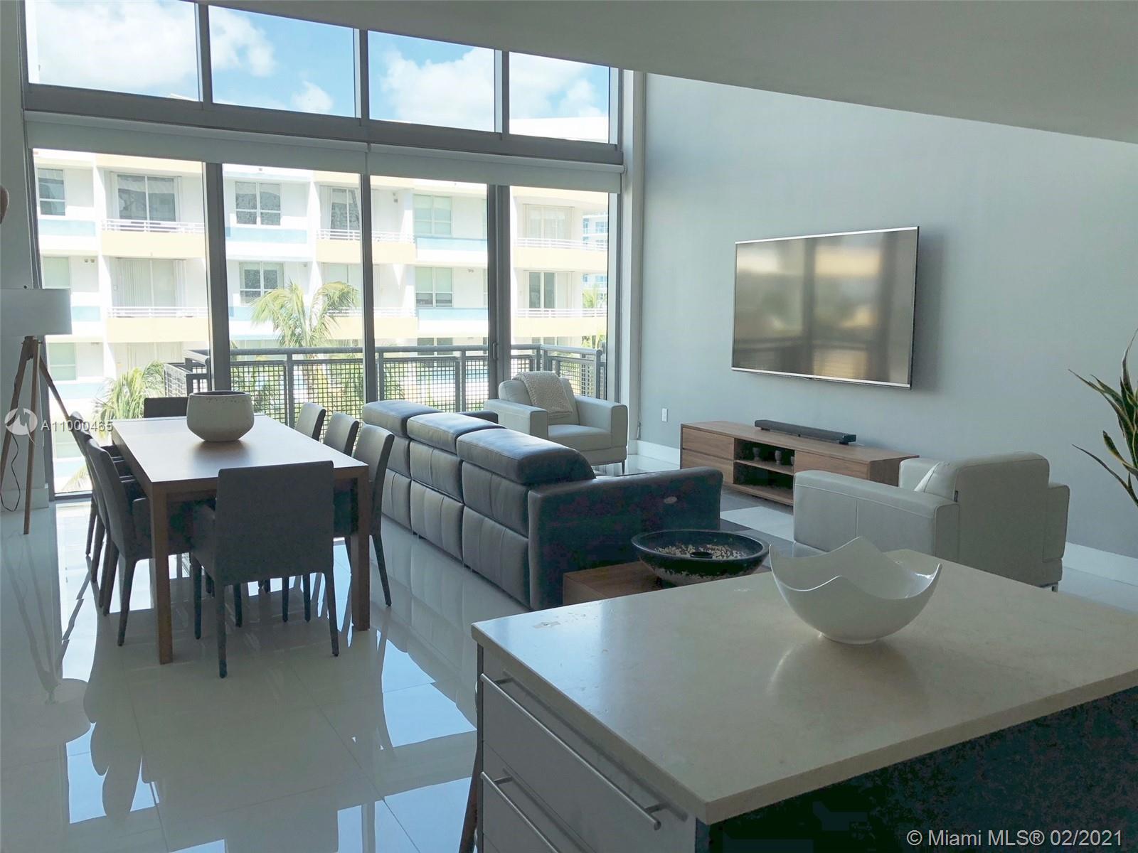 Terra Beachside Villas #536 - 6000 Collins Ave #536, Miami Beach, FL 33140