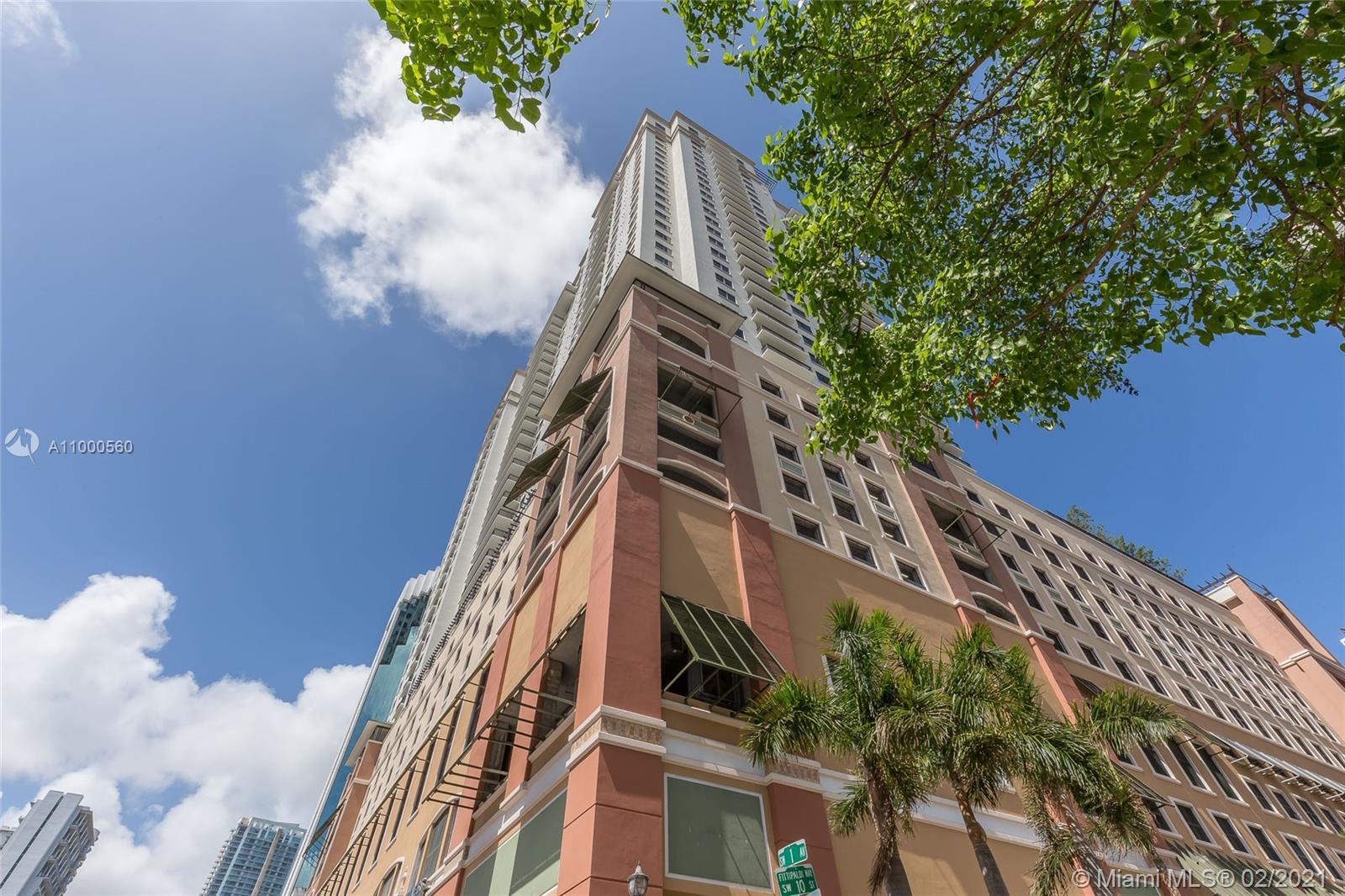 NINE at Mary Brickell #2601 - 999 SW 1st Ave #2601, Miami, FL 33130