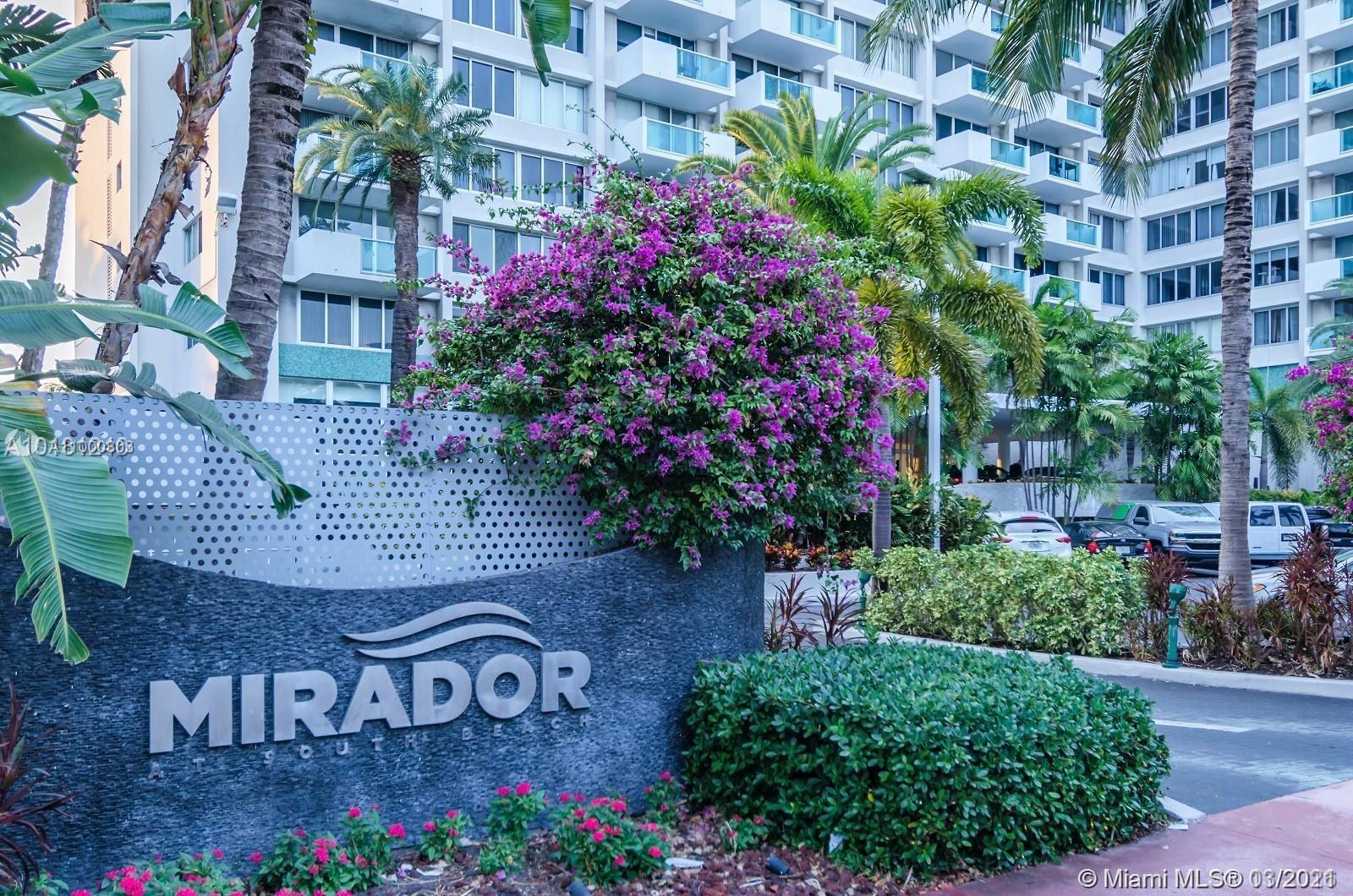 Mirador North #1209 - 1200 West Ave #1209, Miami Beach, FL 33139