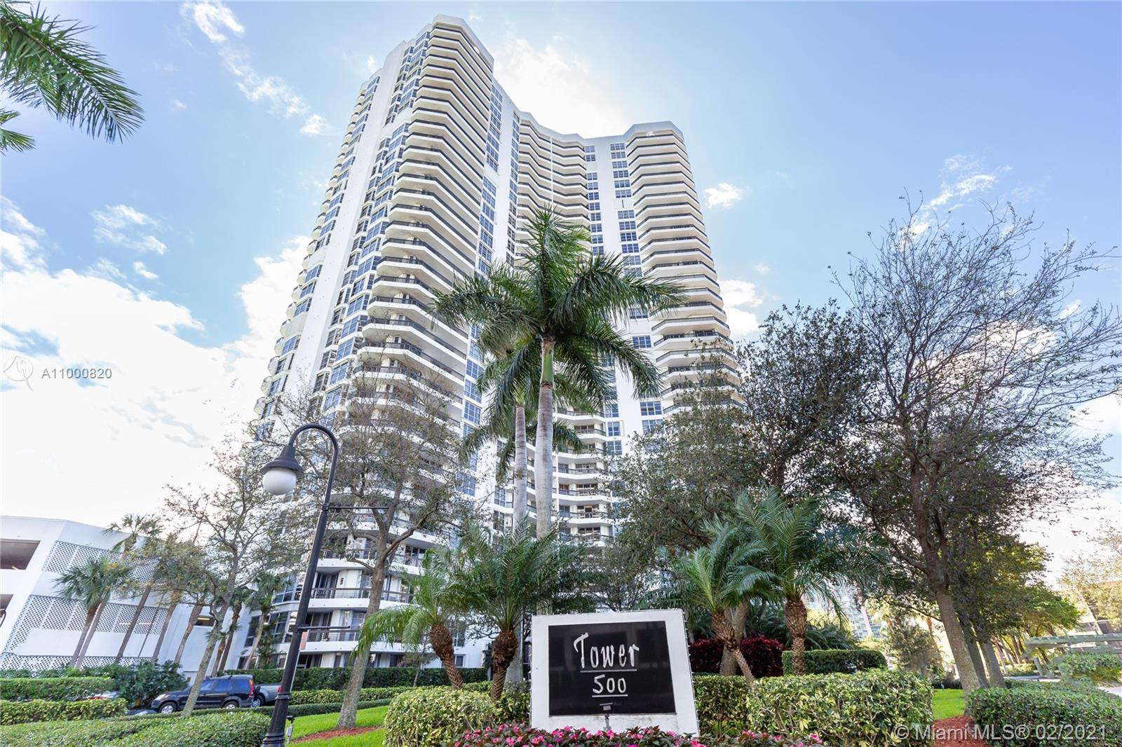 Mystic Pointe Tower 500 #3204 - 3530 Mystic Pointe Dr #3204, Aventura, FL 33180