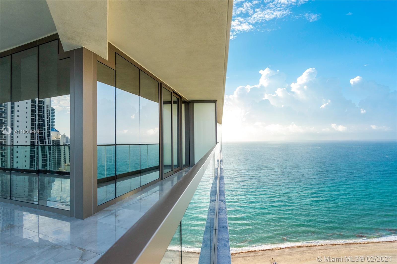 Armani Casa Tower #2105 - 18975 Collins Ave #2105, Sunny Isles Beach, FL 33160