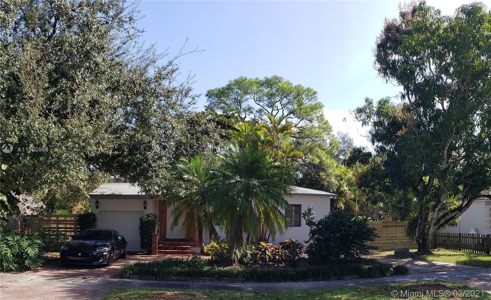 South Miami - 6631 SW 63rd Ct, South Miami, FL 33143