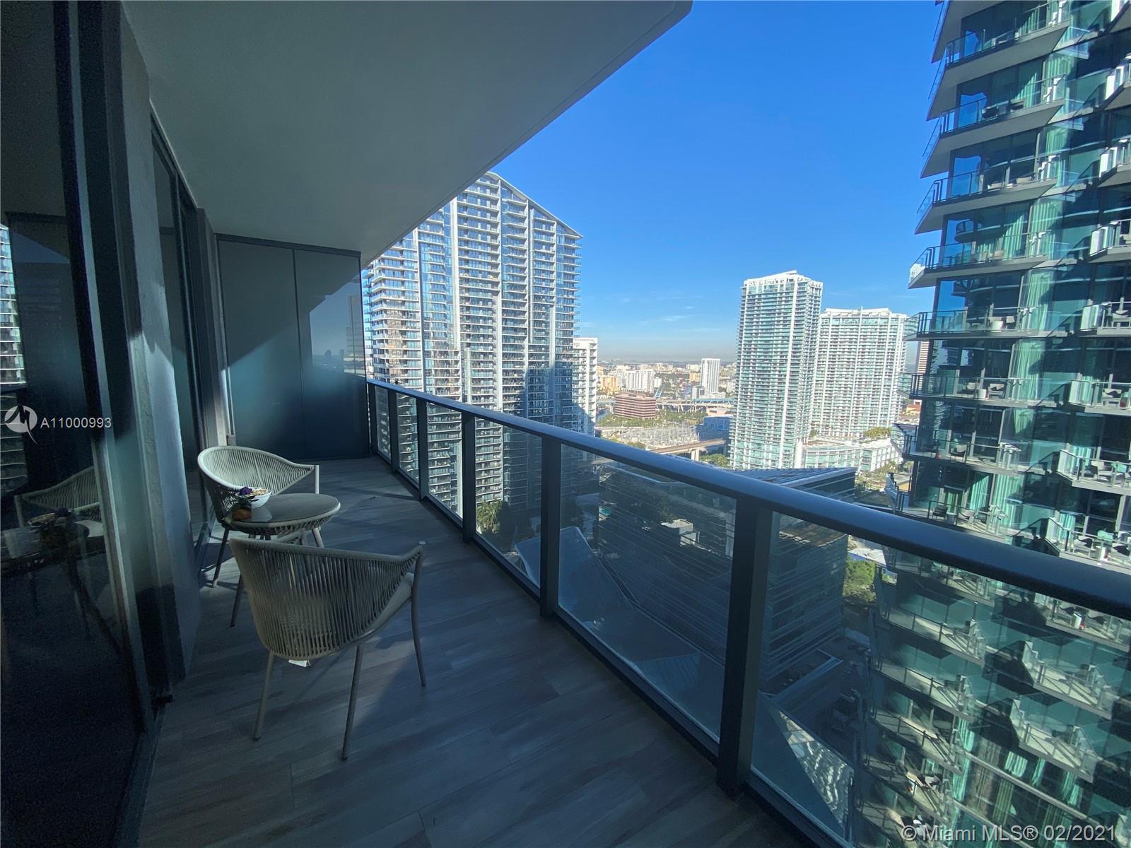 SLS Lux Brickell #3008 - 801 S Miami Ave #3008, Miami, FL 33130