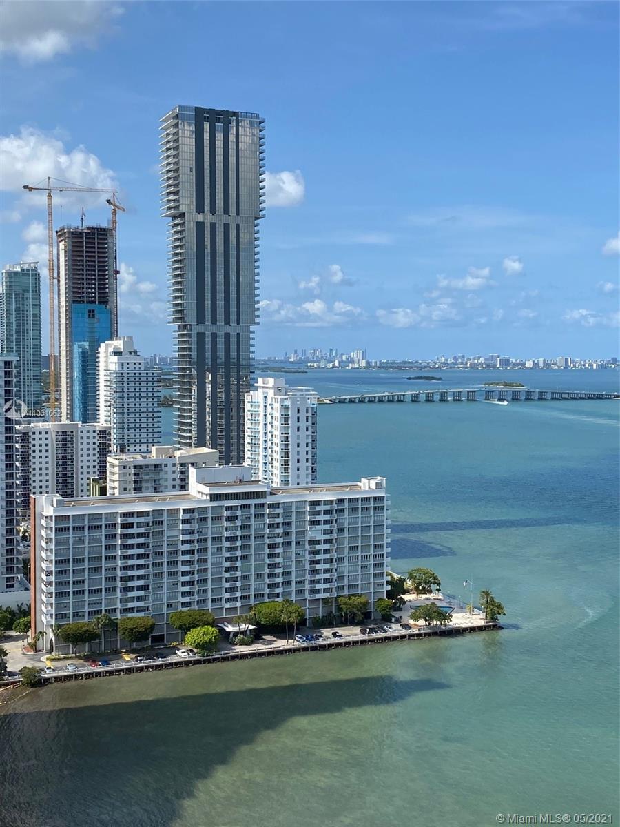 Quantum on the Bay #2810 - 1900 N Bayshore Dr #2810, Miami, FL 33132