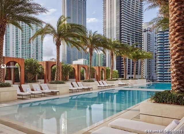SLS Lux Brickell #3705 - 801 S Miami Ave #3705, Miami, FL 33130