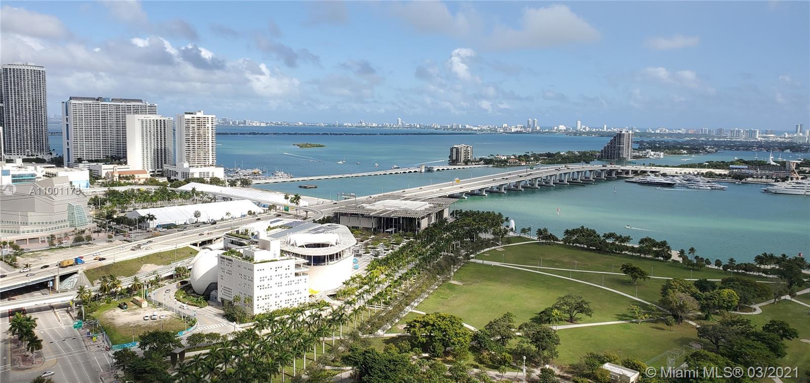 Marina Blue #3011 - 888 Biscayne Blvd #3011, Miami, FL 33132