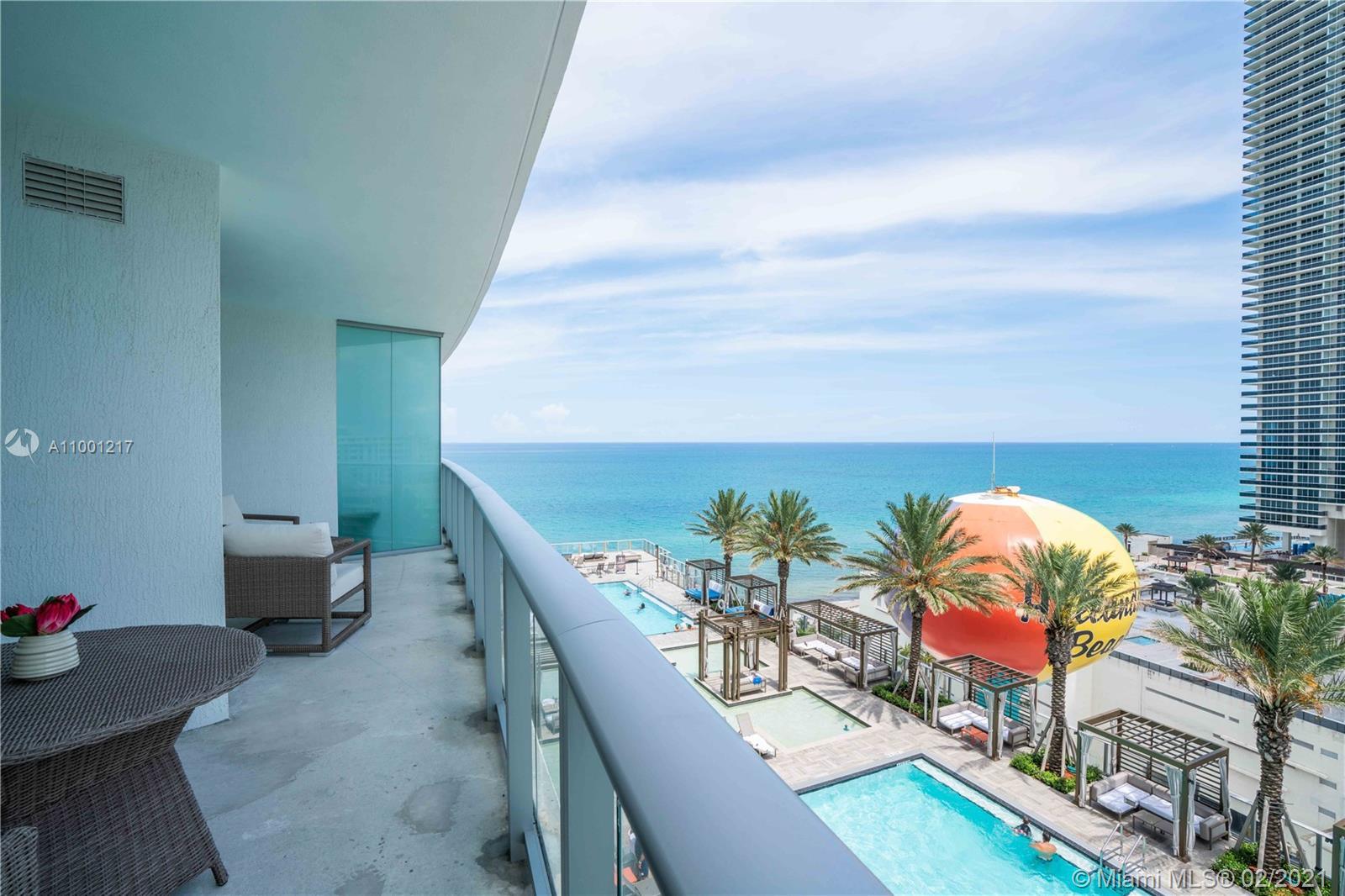 Hyde Beach #1109 - 4111 S Ocean Dr #1109, Hollywood, FL 33019