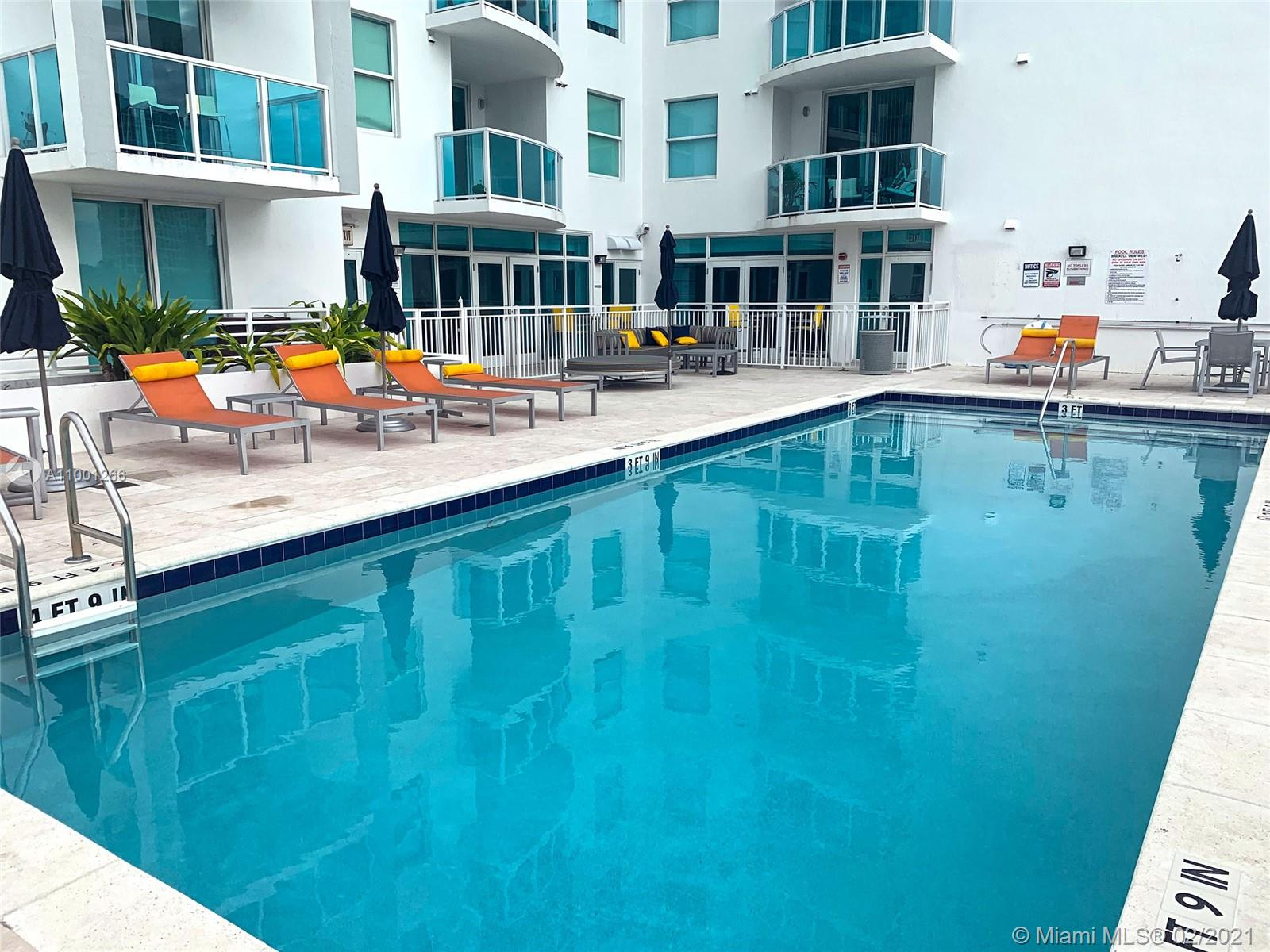 Brickell View West #606 - 1723 SW 2nd Ave #606, Miami, FL 33129
