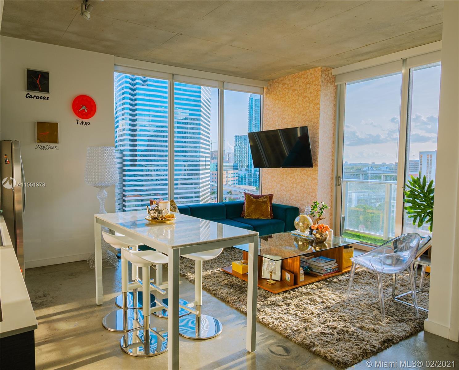Centro #1811 - 151 SE 1st St #1811, Miami, FL 33131