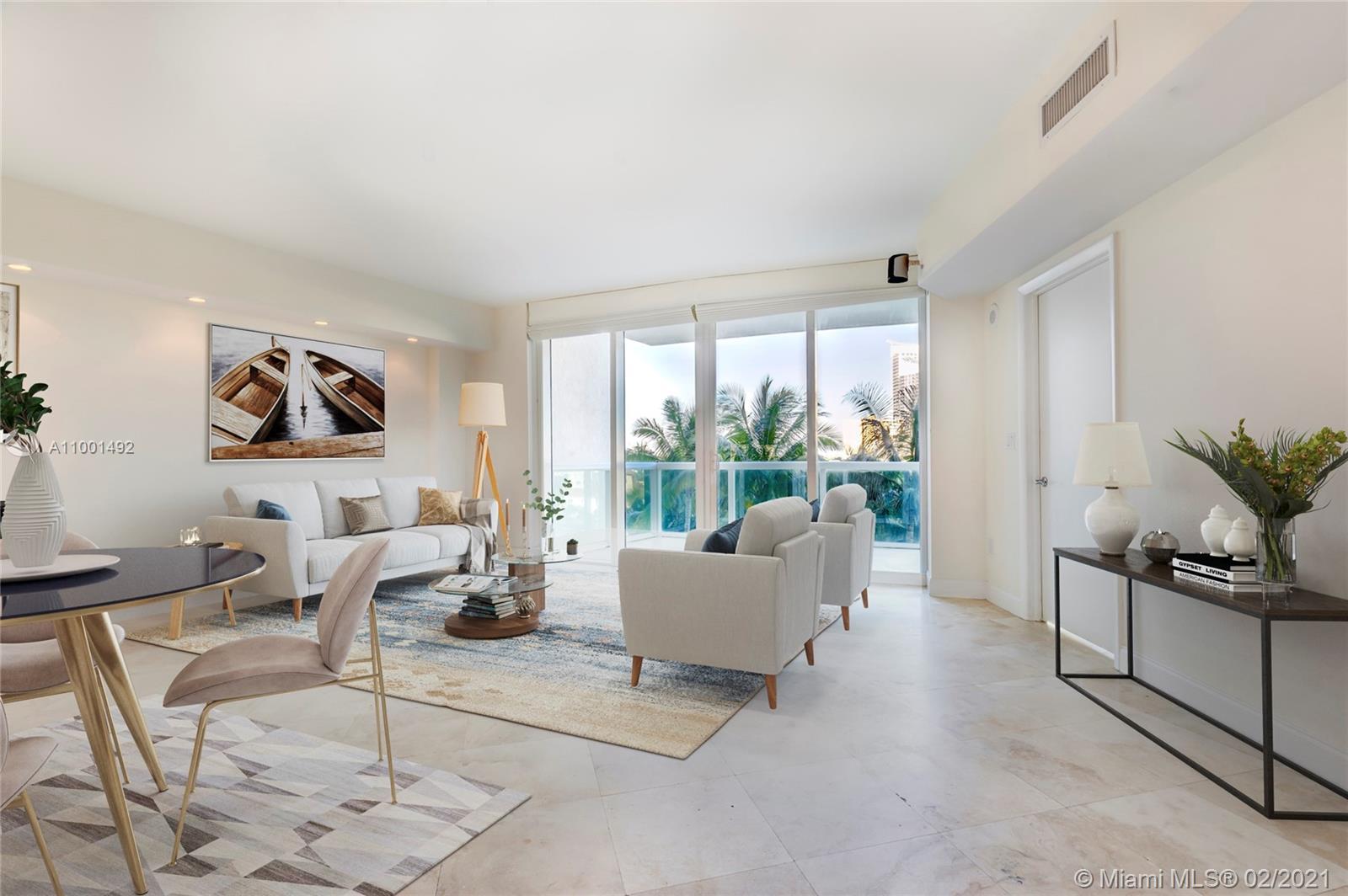 Murano At Portofino #706 - 1000 S Pointe Dr #706, Miami Beach, FL 33139