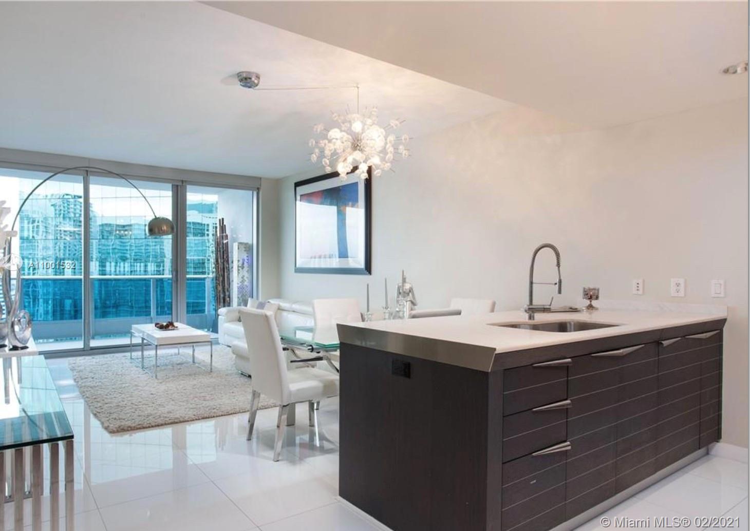 Epic Residences #3209 - 200 Biscayne Boulevard Way #3209, Miami, FL 33131