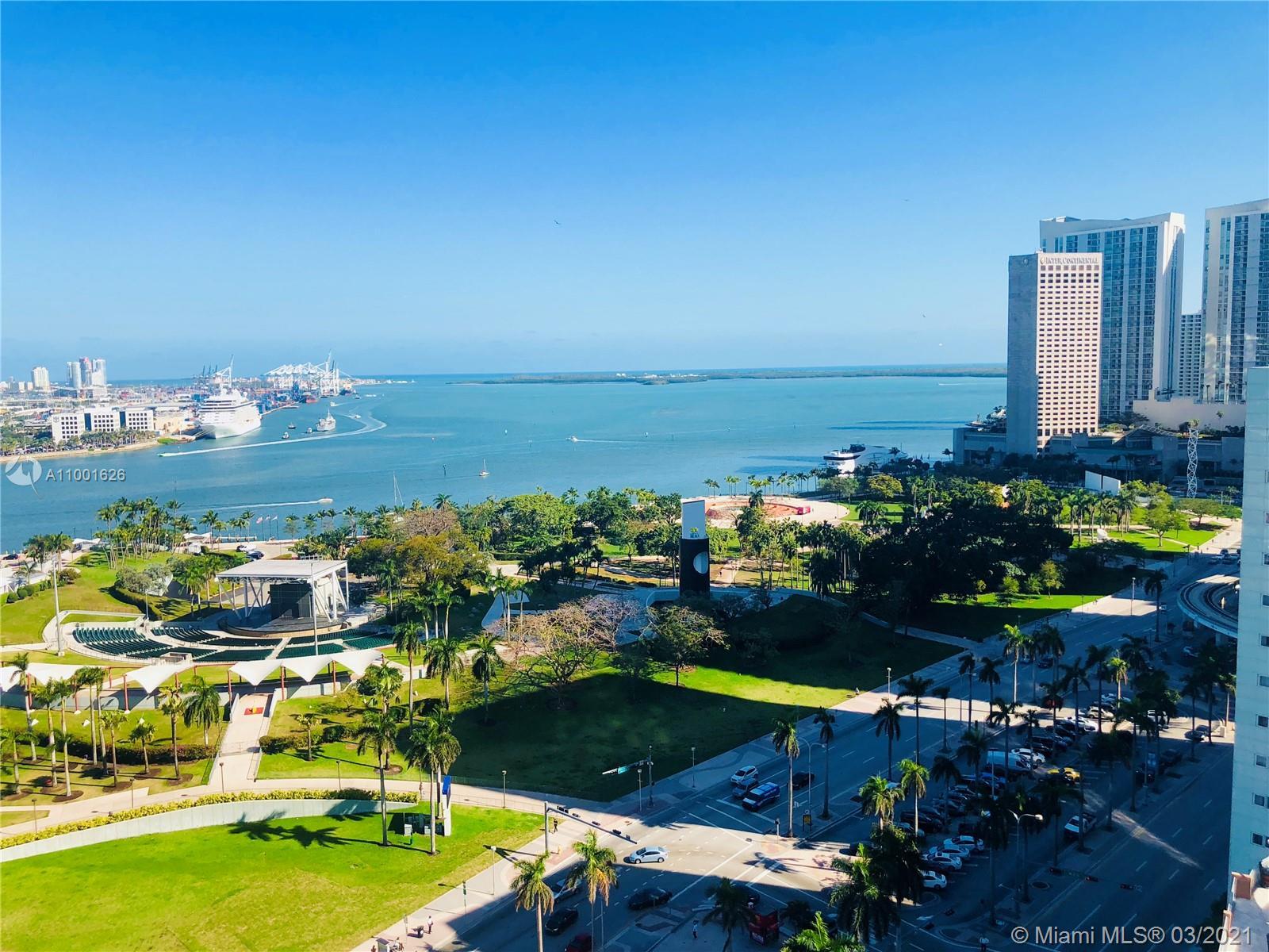 Vizcayne One #1803 - 244 Biscayne Blvd #1803, Miami, FL 33132