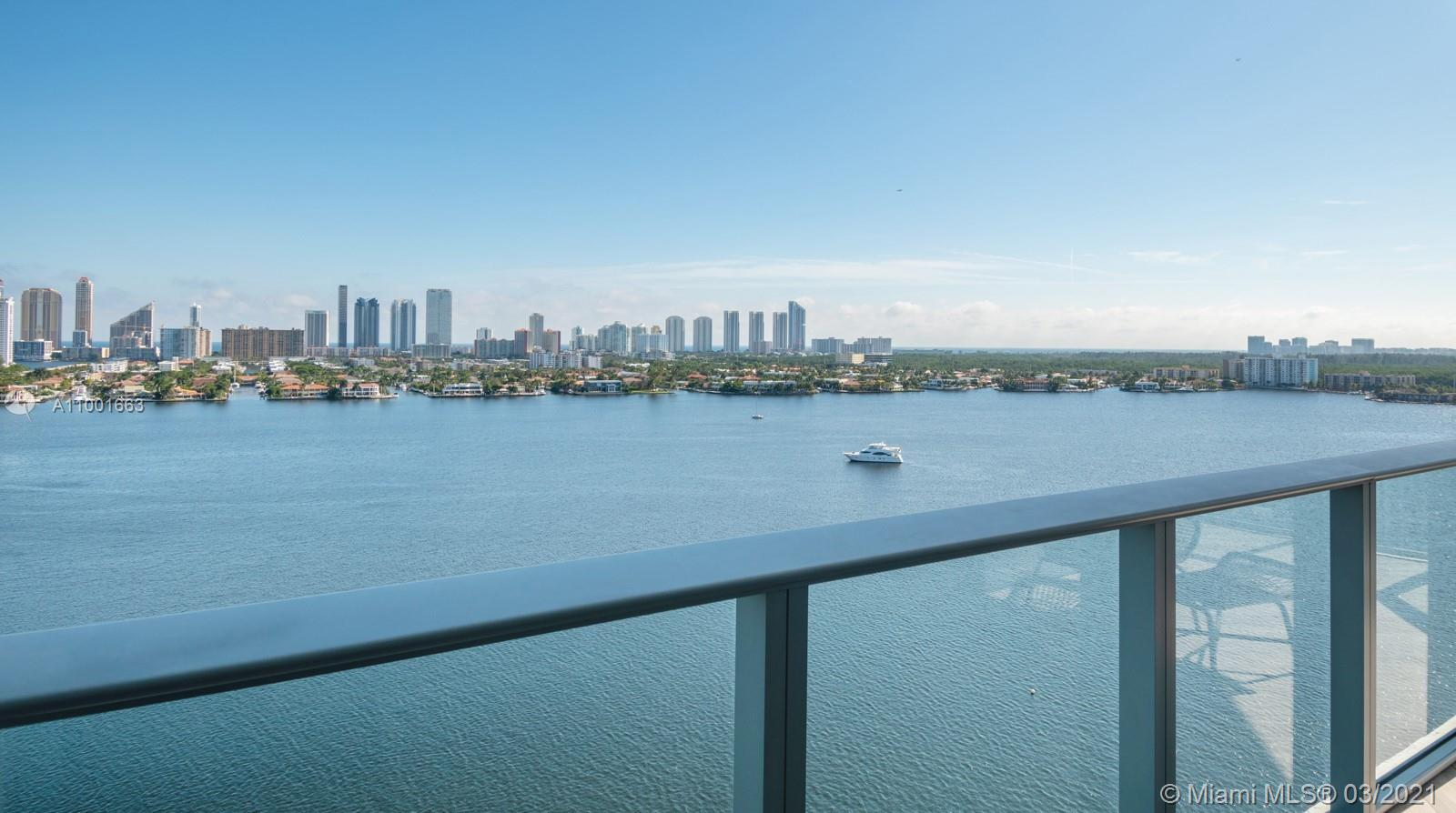Marina Palms 2 #1609 - 17301 Biscayne Blvd #1609, North Miami Beach, FL 33160